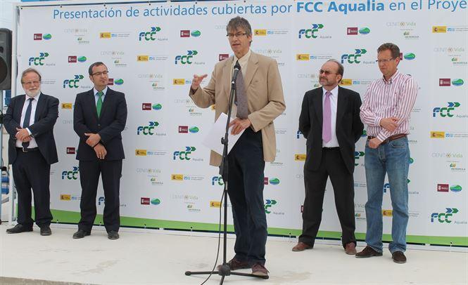 Chiclana de la Frontera (Cádiz), presentan revolucionarios sistemas de captura de CO2, bioproducción de microalgas y un innovador sistema de aprovechamiento de aguas municipales