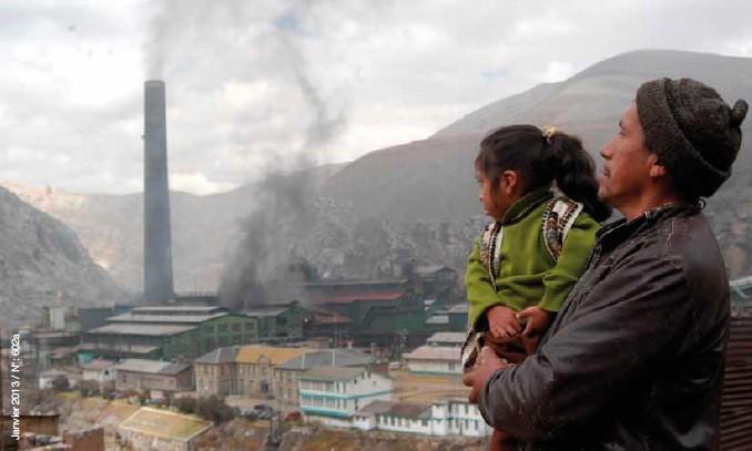 La Oroya en Perú: pasado tóxico y futuro incierto