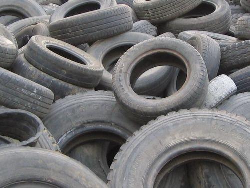 España procesa 314.000 toneladas de neumáticos, un 10% más que la UE