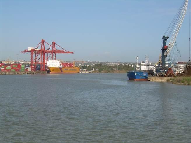 Puerto y Ayuntamiento de Sevilla acuerdan el documento previo al estudio de evaluación ambiental para la dársena del Batán