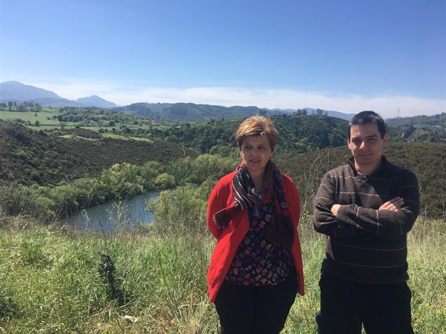 Oviedo y Las Regueras firmarán un convenio para potenciar como recurso ambiental y turístico los Meandros del Nora