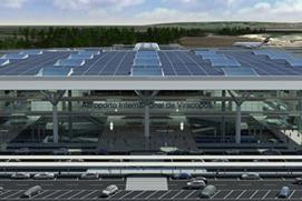Onyx suministrará vidrio fotovoltaico al aeropuerto brasileño de Sao Paulo