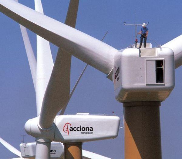 Acciona en Sudáfrica con la energía 'verde'