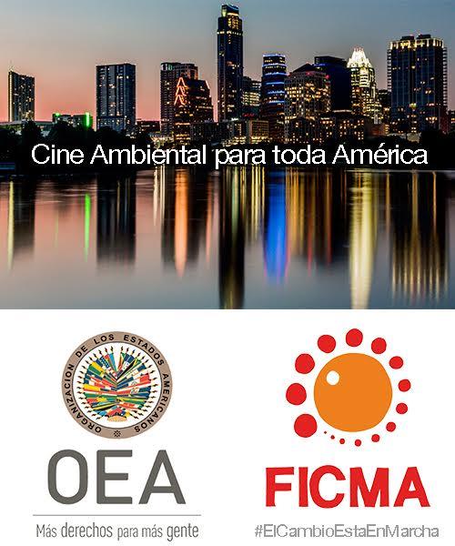 La OEA (Organización de Estados Americanos) y el FICMA (Festival Internacional de Cine de Medio Ambiente) sellan un gran acuerdo global para América