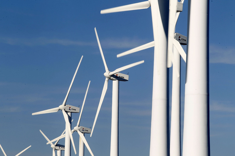 La ONU sitúa a España como sexta potencia mundial en patentes eólicas