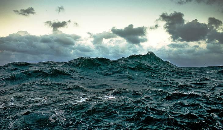 Quieren construir un almacén europeo de residuos radiactivos en una isla en el Mar del Norte