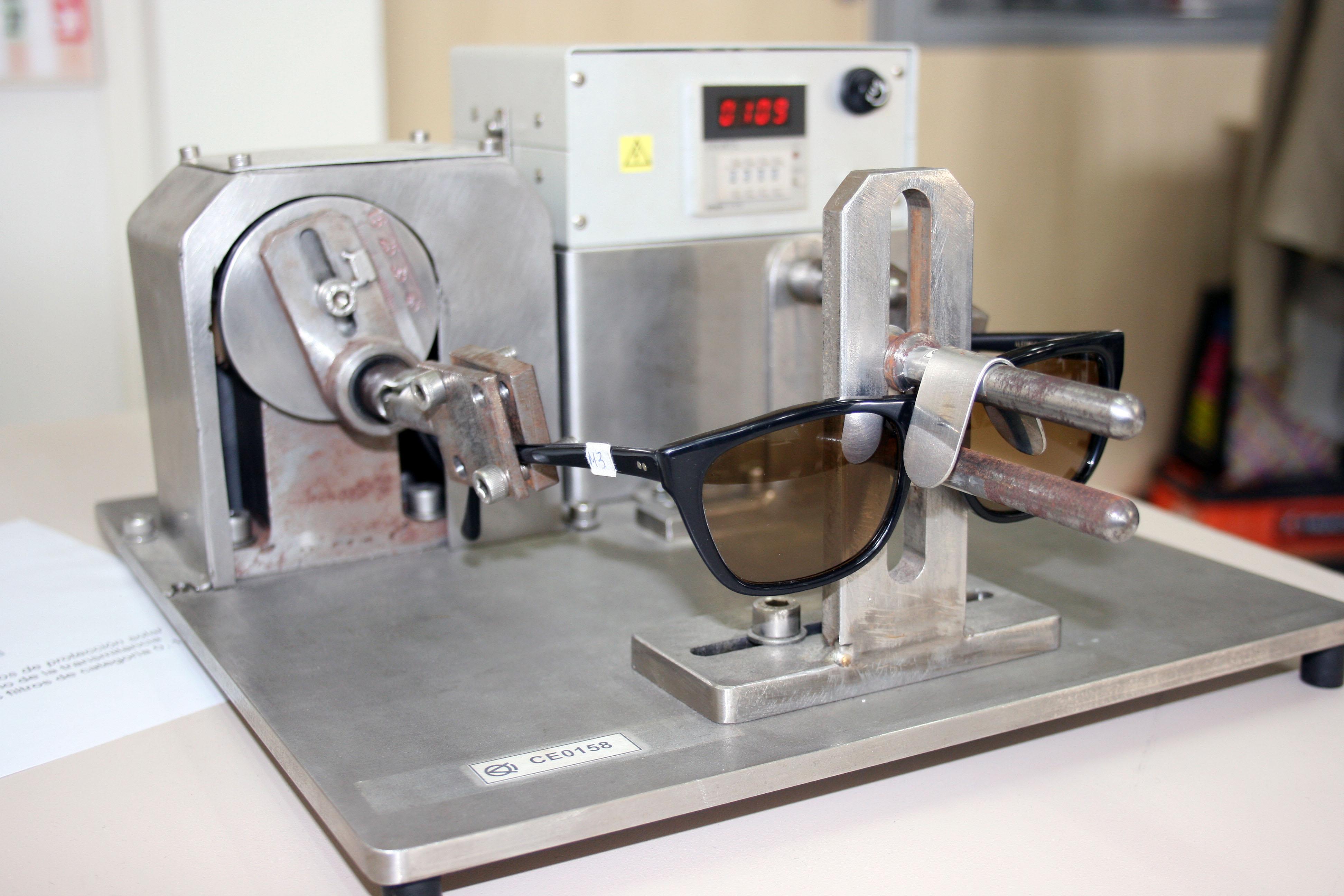 Gafas biodegradables a partir de los desechos generados en la ...