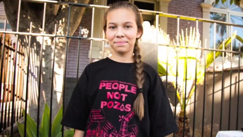La quinceañera hispana que lucha contra compañías petroleras en Los Ángeles