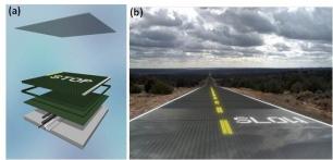Innovación. Carreteras capaces de producir energía renovable