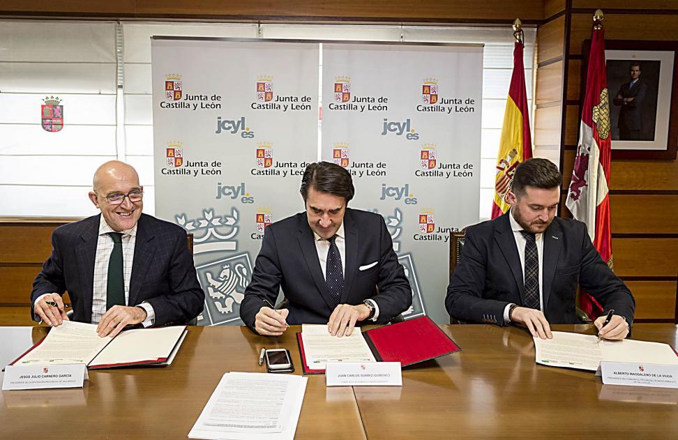 La Junta de Castilla y León y Diputación de Zamora invierten 1,4 millones para la eliminación de escombreras en la provincia