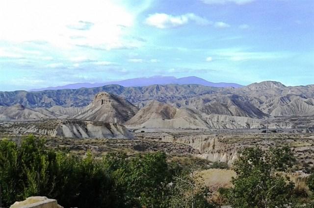 España a las puertas de la desertificación