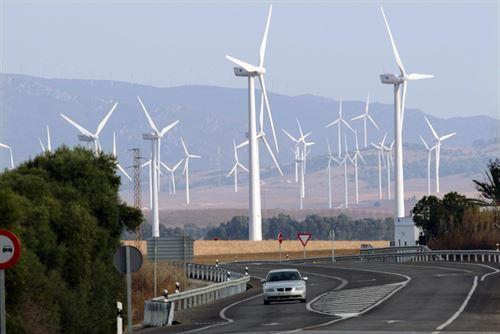 El consumo de energías renovables se 'dispara' hasta un 24% en Andalucía