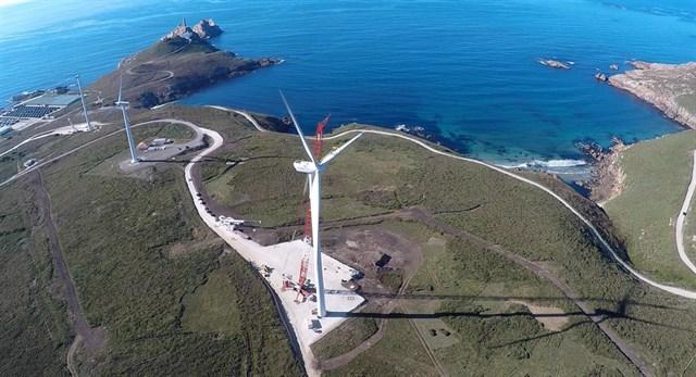 Gas Natural Fenosa invertirá 700 millones en el desarrollo de los 667 MW eólicos adjudicados en la subasta