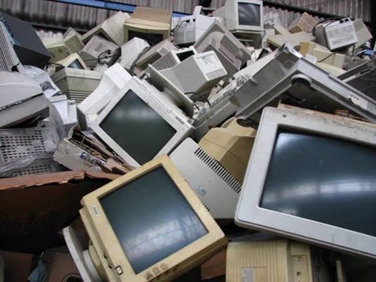 ¡Vergonzoso!: Sólo el 35% de los residuos electrónicos europeos se gestionan correctamente