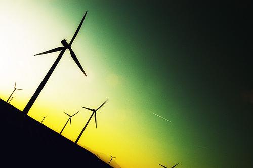 España, líder mundial de patentes en energía eólica