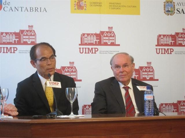 El Nobel Nakamura insta a reducir el cambio climático