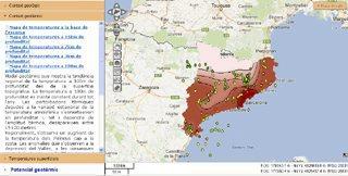 El Instituto Geológico de Cataluña ultima el primer Atlas de geotermia del Estado