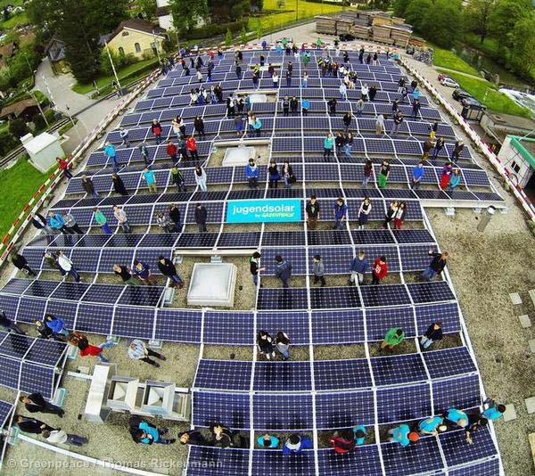 Más energías renovables, más Europa sostenible