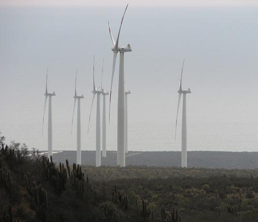 Los 20 parques de energía eólica mas grandes del mundo