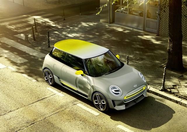 Mini desvelará en primicia mundial en Frankfurt el anticipo del eléctrico que lanzará en 2019