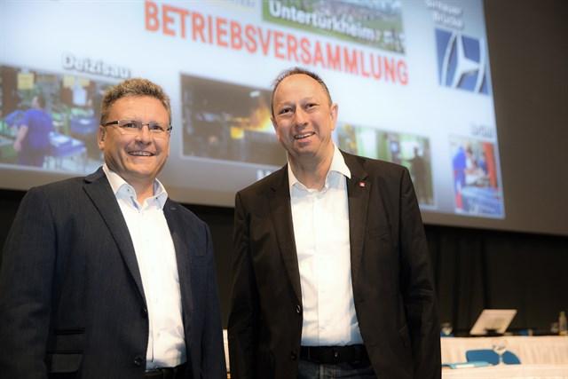 Mercedes-Benz fabricará baterías para vehículos eléctricos en su planta alemana de Untertürkheim