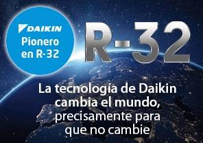 R-32: El refrigerante para sistemas de aire acondicionado y bombas de calor respetuoso con el medio ambiente