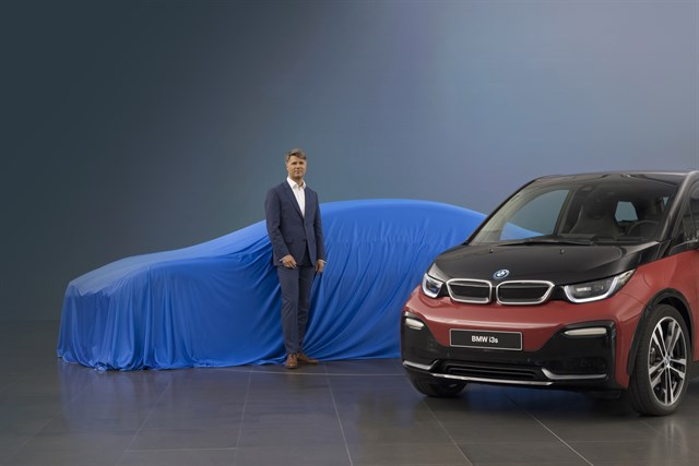 BMW ofertará doce modelos 100% eléctricos para 2025