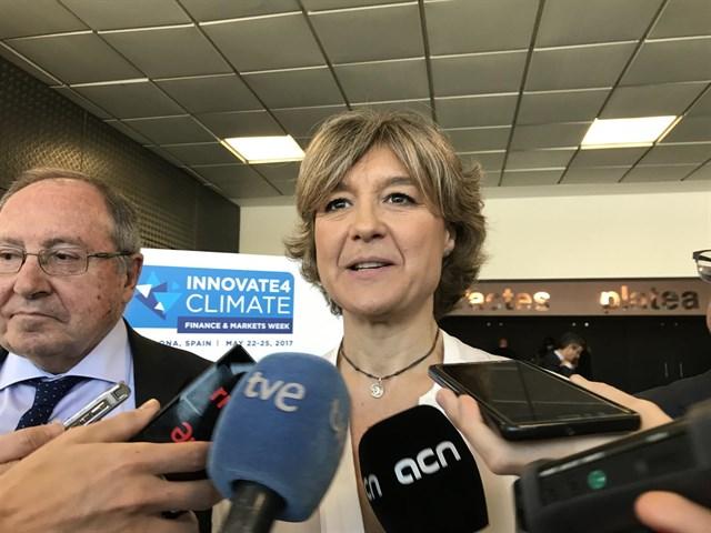 España apunta que si EEUU se apea de la lucha contra el cambio climático el resto de países aumentarán sus esfuerzos