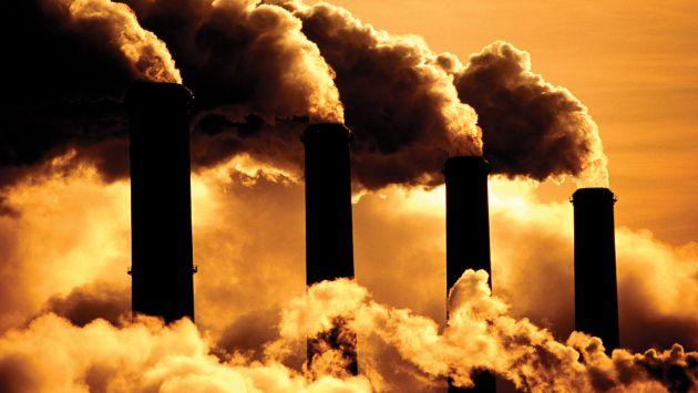 Los daños causados por la emisión de CO2 tienen un coste de 220 dólares / tonelada
