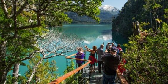 Argentina: Promocionan el Parque Nacional Los Alerces como Patrimonio de la Humanidad