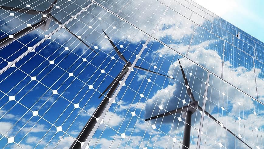 Las energías renovables marcan el ritmo hacia la transición energética