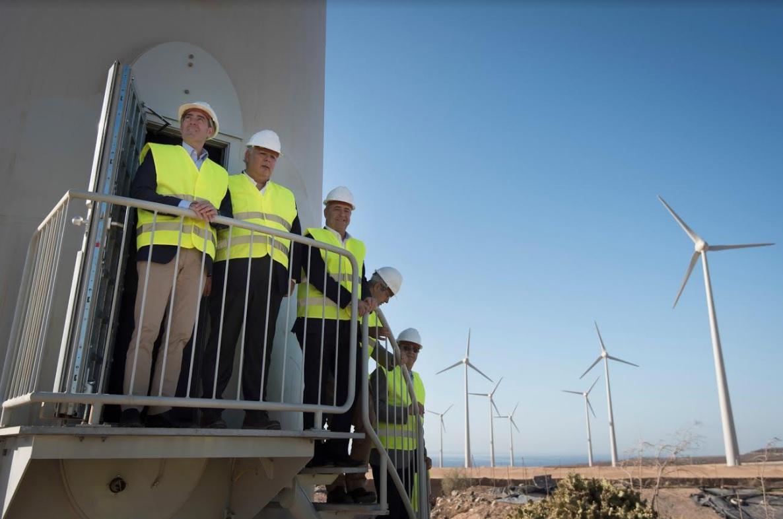 GRUPO ECOENER inaugura el complejo eólico con mayor potencia instalada en España de los últimos 5 años
