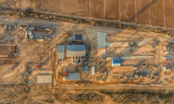 Argentina: Luján de Cuyo inauguró la única central térmica del mundo