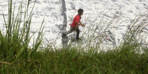 Colombia. Innovador método para descontaminar de cianuro los ríos