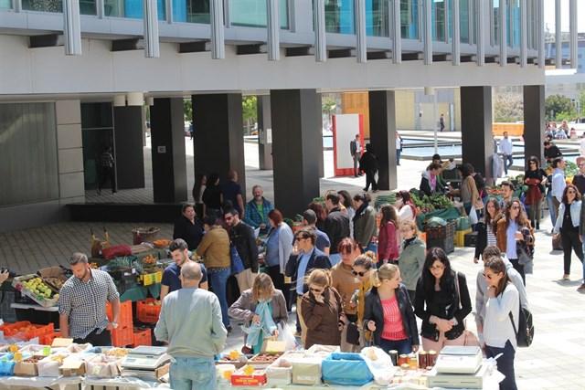 El PTA de Málaga acogerá un mercadillo ecológico con productos locales los jueves alternos de cada mes