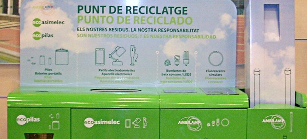 El Corte Inglés se une al Día Mundial del Ahorro de Energía con una página web de reciclaje