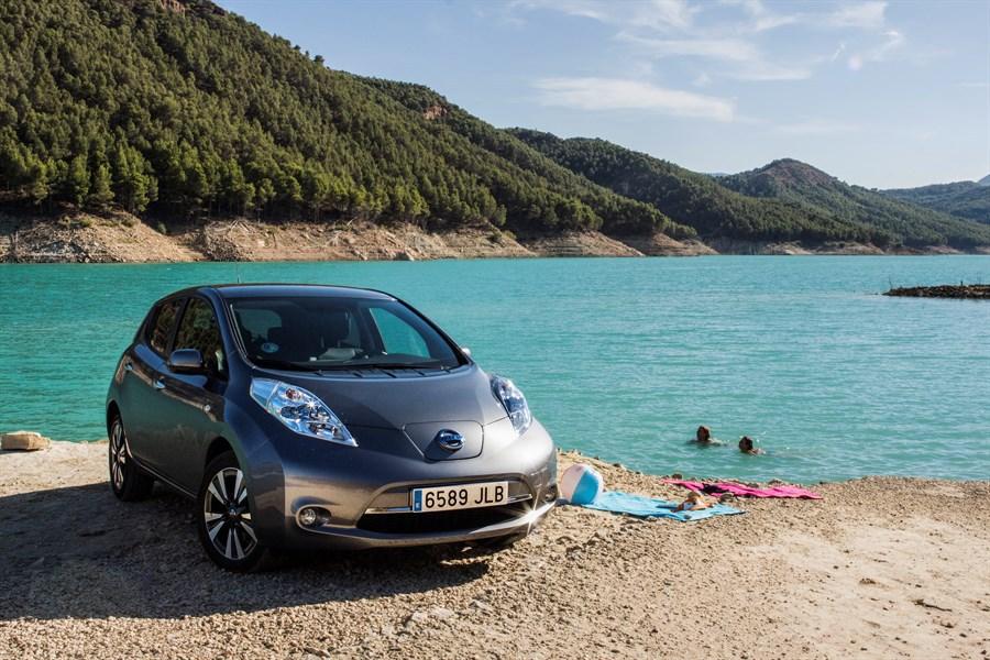 Nissan lidera las matriculaciones de eléctricos en España hasta agosto