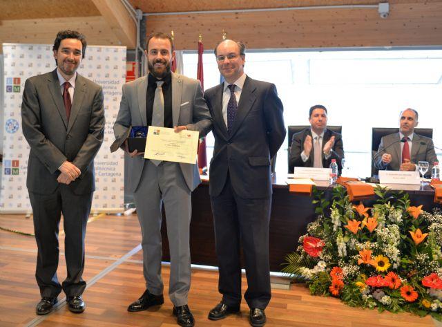 Premio Fin de Máster al polutograma que anticipa los contaminantes que arrastrarán las próximas lluvias