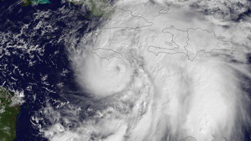 Los huracanes se multiplicarán por diez si sube dos grados la temperatura global