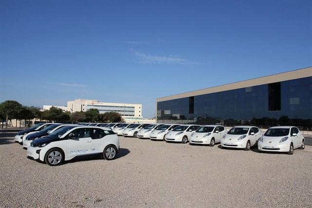 Endesa incorpora tres nuevos vehículos eléctricos a su flota en Baleares