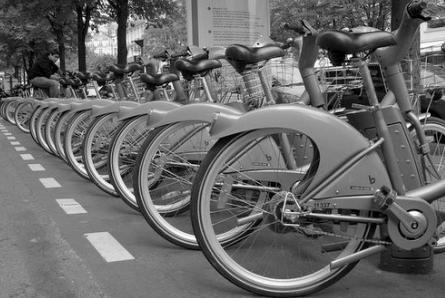 El uso de la bicicleta crece un 34,5% en un año