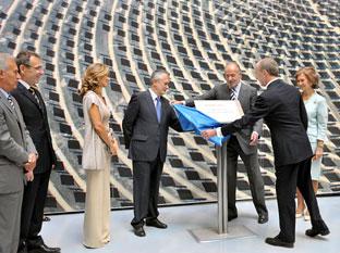La nueva torre solar 'PS20'  generará energía suficiente para abastecer a 10.000 hogares