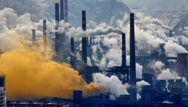 Rankin de los países más contaminados del mundo