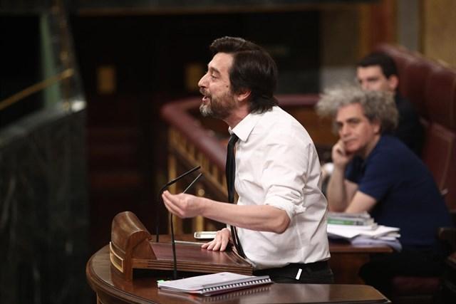 Unidos Podemos pide al Gobierno el cierre progresivo de las centrales nucleares hasta 2024