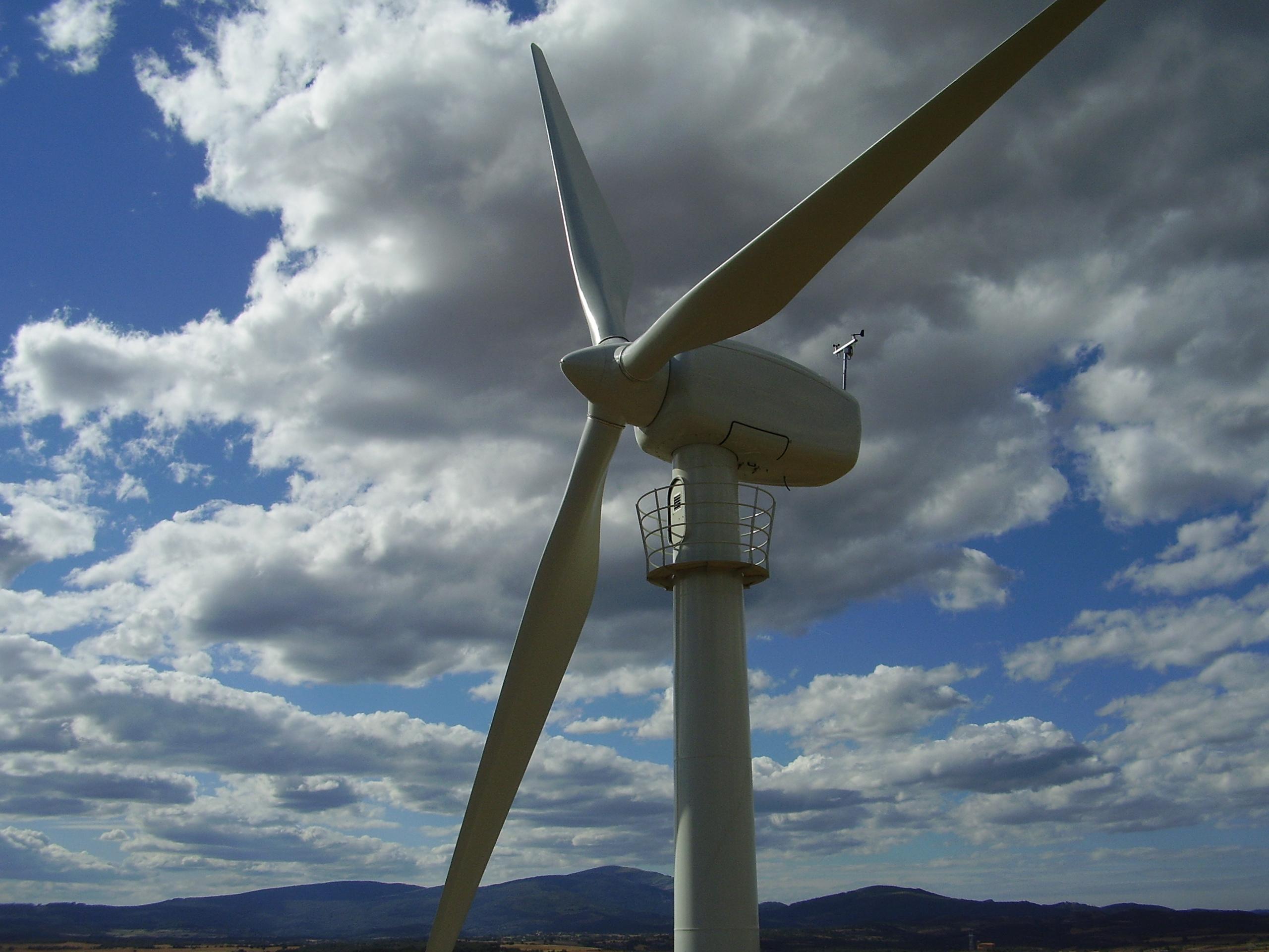 Andalucía lidera el crecimiento eólico en los últimos 4 años