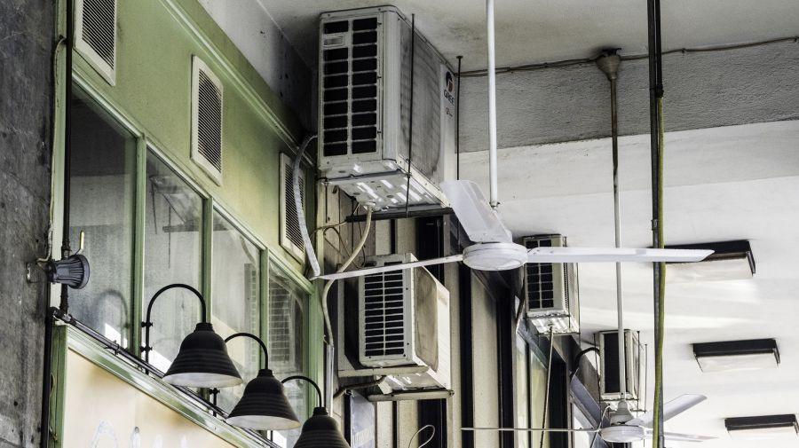 El cambio climático disparará un 6% el consumo eléctrico en España por el aire acondicionado