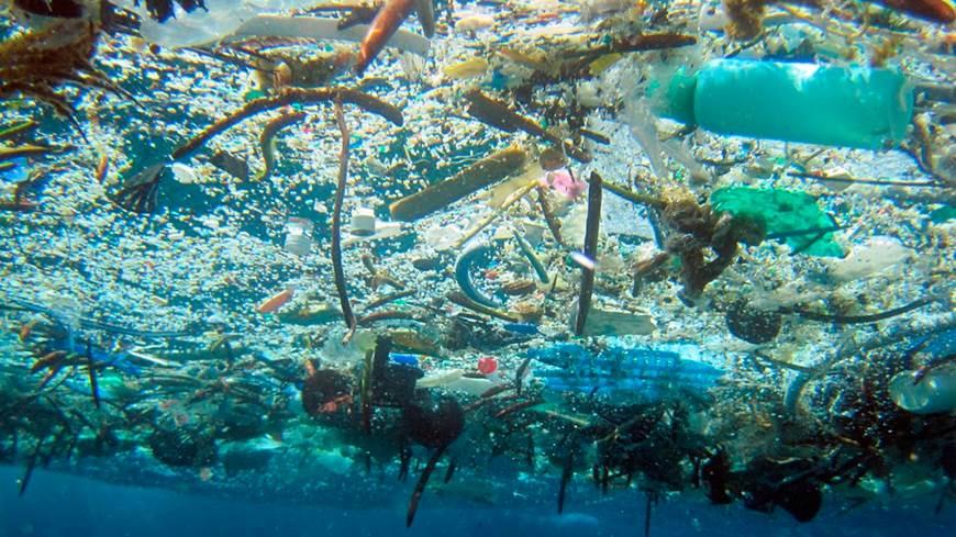 La basura marina 'anega' el planeta