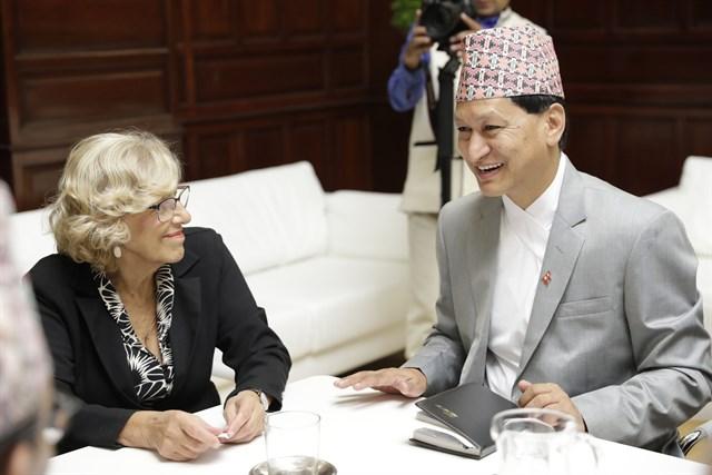 Madrid y Katmandú firmarán un acuerdo sobre movilidad y turismo sostenible