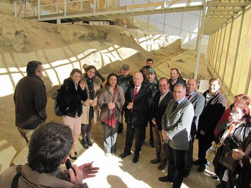Los 'secretos' del yacimiento paleontológico de Fonelas (Granada)