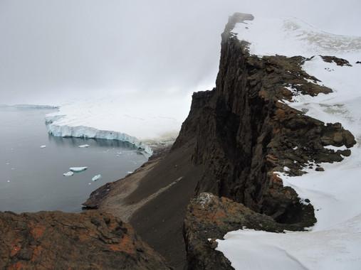 La Antártida se 'desnuda'
